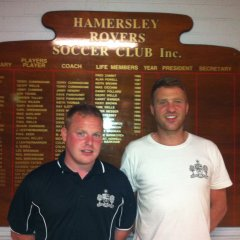 Hamersley Announce New Coaching Team